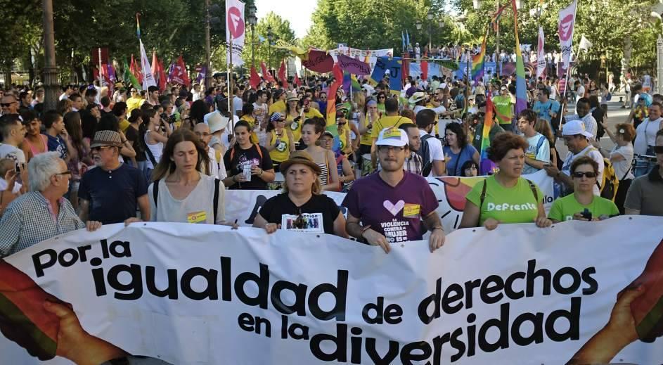 Orgullo LGTBI de Andalucía