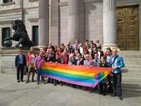El proyecto de Ley de Igualdad LGTBI entra en el registro del Congreso