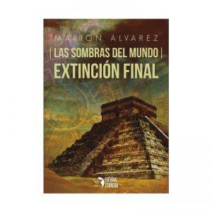 libro extinción final marion alvarez