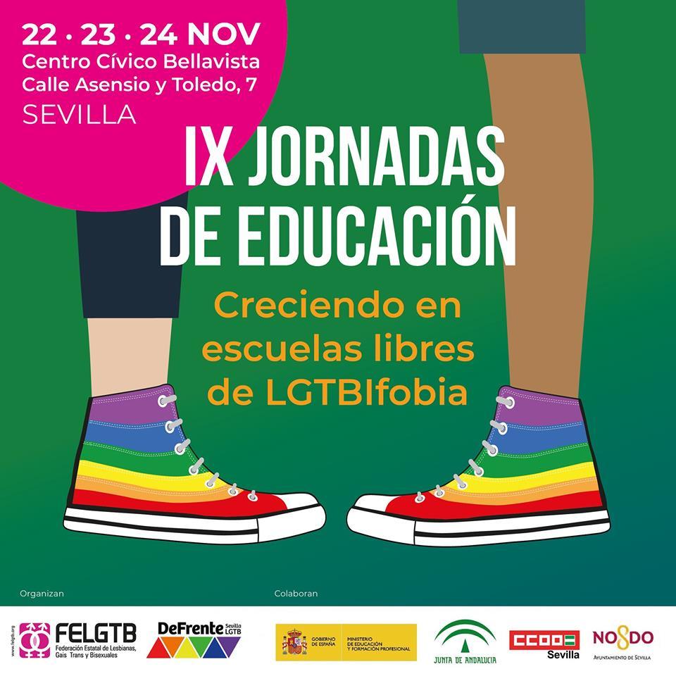 La educación como punto de partida para erradicar la LGTBfobia